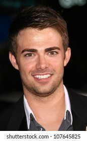 Jonathan Bennett  at the Los Angeles Premiere of 'Eagle Eye'. Mann's Chinese Theatre, Hollywood, CA. 09-16-08