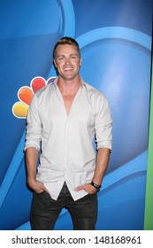 Jonathan Buckley at the NBC Press Tour, Beverly Hilton, Beverly Hills, CA 07-27-13