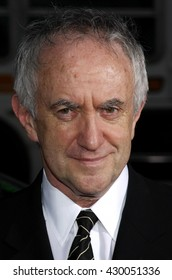 Jonathan Pryce at the World premiere of 'Leatherheads' held at the Grauman's Chinese Theater in Hollywood, USA on March 31, 2008.