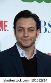 Jonathan Sadowski at the CBS, The CW, Showtime Summer Press Tour Party, Beverly Hilton Hotel, Beverly Hills, CA. 07-28-10