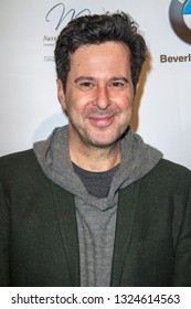 Jonathan Silverman, arrives at The Rafi 2019 Pre-Oscars Gifting Lounge at the Waldorf Astoria Hotel, Beverly Hills, CA on Feb. 22, 2019.