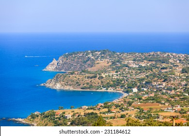 Joppolo, costa degli dei. Coast of goddesses in Calabria.