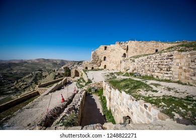 Jordan Karak city
