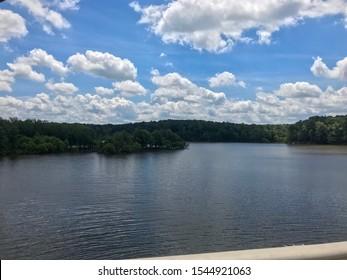 Jordan Lake, Durham and Cary, North Carolina