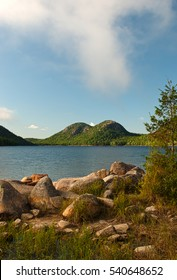 Jordan Pond - Acadia National Park