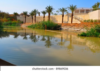 Jordan river ,nature& biblical site,Bethany