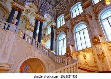 Jordan Staircase of the Winter Palace