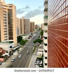Jorge Amado Avenue in Aracaju, Brazil