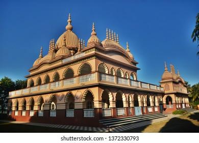 Jorhat, Assam, India -  January 01 2016 Aashram in Jorhat for pilgrimage