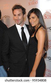 """JOSEPH FIENNES & girlfriend Maria at the world premiere of his new movie """"Running with Scissors"""". October 10, 2006  Los Angeles, CA Picture: Paul Smith / Featureflash"""