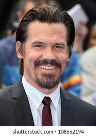 Josh Brolin arriving at the Men In Black 3 Premiere, at Odeon Leicester Square, London. 16/05/2012 Picture by: Alexandra Glen / Featureflash