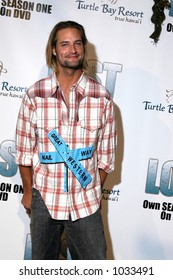 Josh Holloway star of the hit NBC TV show LOST. Filmed on location in Hawaii.
