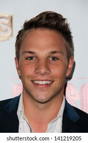 """Joshua Buscher at the """"Priscilla Queen of the Desert"""" Los Angeles Premiere, Pantages, Hollywood, CA 05-29-13"""