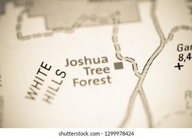 Joshua Tree California USA Stock Photo (Edit Now) 441881815 ...
