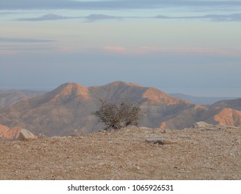 Joshua Tree National Park sky mountains landscape