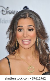 Josie Loren, star of Make It or Break It, at the ABC TV 2009 Summer Press Tour cocktail party at the Langham Hotel, Pasadena. August 8, 2009  Los Angeles, CA Picture: Paul Smith / Featureflash