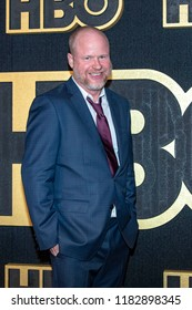 Joss Whedon attends HBO Post Award Reception Following The 70th Primetime Emmy Awards  at The Plaza At The Pacific Design Center, Los Angeles, California on September 17th, 2018