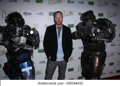 """Joss Whedon at the """"Comic-Con Episode IV: A Fan's Hope"""" Los Angeles Premiere, Arclight, Hollywood, CA 04-04-12"""
