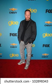 """Joss Whedon  at Fox's """"Glee"""" Spring Premiere Soiree, Bar Marmont, West Hollywood, CA. 04-12-10"""