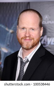 """Joss Whedon at the """"Marvel's The Avengers"""" Los Angeles Premiere, El Capitan Theatre, Hollywood, CA 04-11-12"""