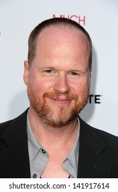 """Joss Whedon at the """"Much Ado About Nothing"""" Los Angeles Premiere, Oscar Outdoors, Hollywood, CA 06-05-13"""