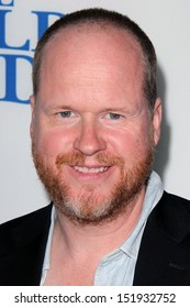"""Joss Whedon at """"The World's End"""" Los Angeles Premiere, Cinerama Dome, Hollywood, CA 08-21-13"""