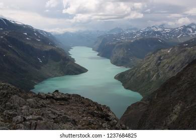 Jotunheimen, Besseggen Tour, Norway