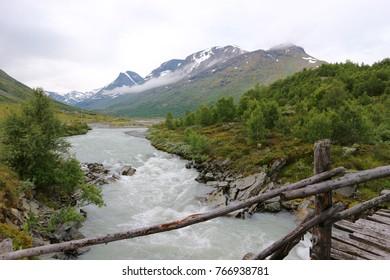 Jotunheimen in Norway.