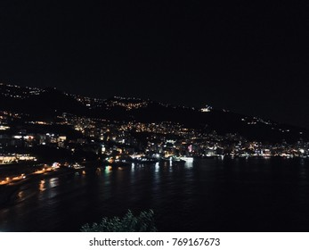 Jounieh bay at night