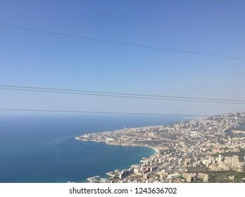 jounieh lebanon view