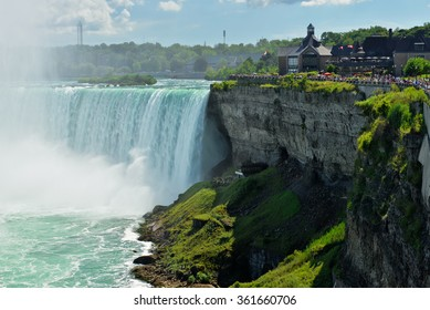 Journey Behind the Falls, Niagara falls