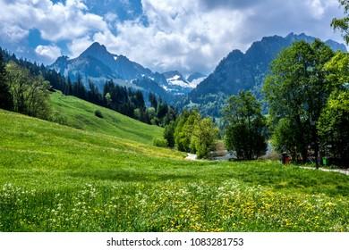Journey to Switzerland to Schwarzsee