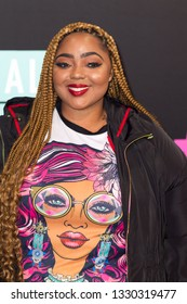 JoVonne Collier - attends the 2019 BET Social Awards at the Tyler Perry Studios in Atlanta, Georgia USA on Sunday March 3, 2019