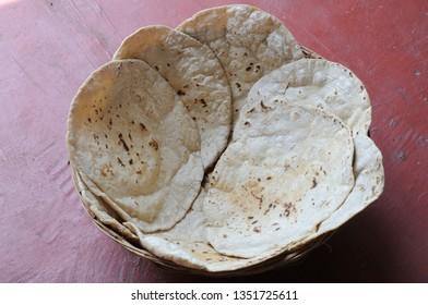 jowar bhakri or jowar rotla