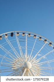 Joyful  Ferris Wheel at a Carnival