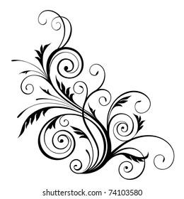jpeg  floral design element. jpg
