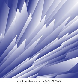 Jpeg illustration of abstract blurred blue background.