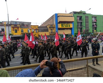 Peruvian Independence Images, Stock Photos & Vectors