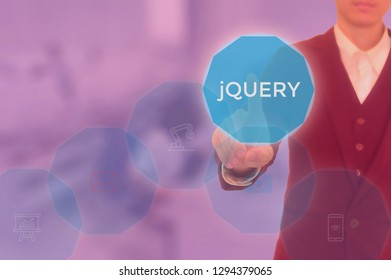 jQUERY - web application concept