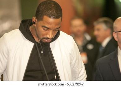 J.R. Smith NBA Playoff Atlanta Hawks Vs. Cleveland Cavaliers May 2nd, 2016 at the Philips Arena in Atlanta, Georgia - USA