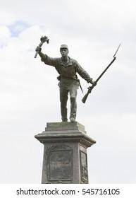 Juan Santamaria Statue, District of Alajuela, San Jose, Costa Rica
