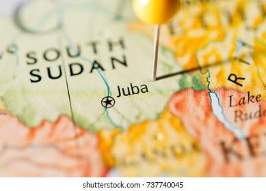 Juba, South Sudan.