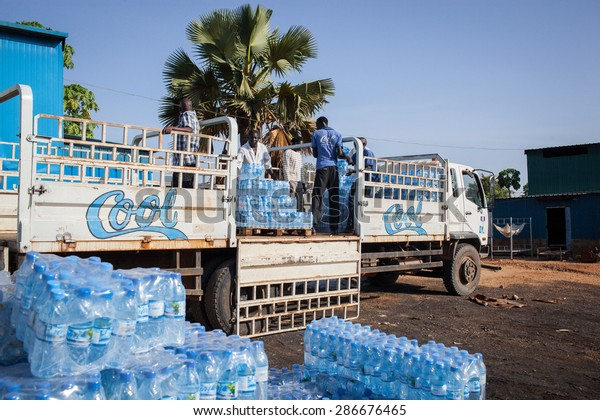 Juba South Sudan March 19 2014 Stock Photo (Edit Now) 286676465