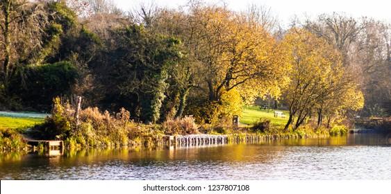 Jubilee Lake Royal Wootton Bassett Wiltshire