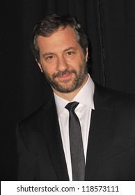 Judd Apatow at the 16th Annual Hollywood Film Awards at the Beverly Hilton Hotel. October 22, 2012  Beverly Hills, CA Picture: Paul Smith