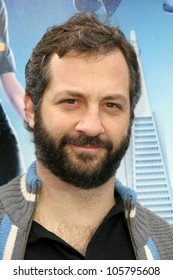 Judd Apatow  at the Los Angeles Premiere of 'Monsters Vs. Aliens'. Gibson Amphitheatre, Universal City, CA. 03-22-09