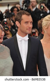 """Jude Law at the gala screening for """"Pirates of the Caribbean: On Stranger Tides"""" at the 64th Festival de Cannes. May 14, 2011  Cannes, France Picture: Paul Smith / Featureflash"""