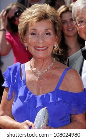 Judge Judy Sheindlin  arriving at  the 35th Annual Daytime Emmy Awards. Kodak Theatre, Hollywood, CA. 06-20-08