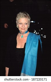 Judi Dench at premiere of IRIS, NY 12/2/2001