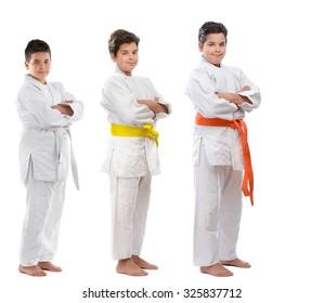 Judoka Sequence